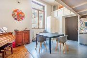 Lyon - Apartment canut - Croix-Rousse - 5 rooms - photo2