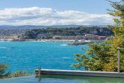 Nice - Cap de Nice - Villa contemporaine en 1ère ligne avec accès mer - photo13
