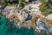Cap d'Antibes - villa pied dans l'eau - photo17