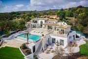 Proche St Tropez- Belle villa contemporaine vue mer - photo1