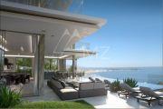 Cannes - Super Cannes - Villa contemporaine neuve et vue mer panoramique - photo3