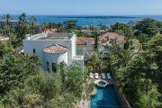 Cannes - Superbe villa Art Déco avec vue mer - photo1