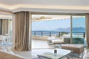 Cannes - Californie - Dernier étage avec magnifique vue mer - photo3