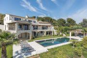 Close to Saint-Paul de Vence - Luxurious Villa within a closed domain - photo1