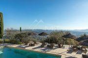 Недалеко от Канн  - Великолепная Бастида с панорамным видом на море - photo2