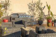 Appartement entièrement rénové avec toit terrasse - Cannes Palm Beach - photo12