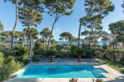 Cap d'Antibes - Californian villa with sea view - photo2