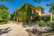Close to Aix-en-Provence - Provencal farm house with vineyard - photo10