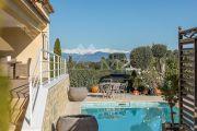 Proche Cannes - Hauteurs de Vallauris - Villa vue mer panoramique - photo10