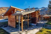 Alpes de Haute Provence - Chalet contemporain avec vue imprenable - photo1
