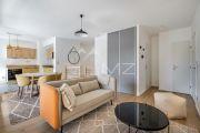 Lyon 1er - 2-room apartment garden level - photo1