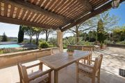Proche Lourmarin - Villa style bastide - photo9