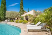 Luberon - Charming stone built house with pool - photo1