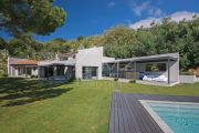 Cannes - new villa with sea view - photo12