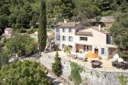 Cannes Back country - Exceptional Bastide with panoramic sea view - photo1