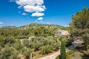 Les Baux-De-Provence - Bastide avec vue dominante - photo4