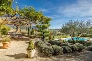 Luberon - Belle maison de vacances avec vue dégagée - photo5