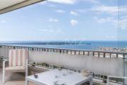 Канны - Калифорнии -  Угловая квартира с панорамным видом на море - photo1
