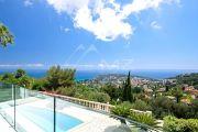 Roquebrune-Cap-Martin - Superb modern sea view villa - photo6