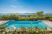 Гримо – Современная вилла с панорамным видом на море - photo2