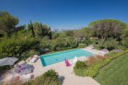 Saint-Tropez - Superbe villa avec vue mer - photo3