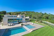 Ramatuelle - L'Escalet - Villa contemporaine avec superbe vue mer - photo1