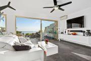 Proche Cannes - Golfe Juan - 4P rénové avec vue mer panoramique - photo1
