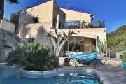 Vence - Provencal villa with sea view - photo4