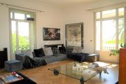 Nice - Parc impérial - Luxurious 5-room apartment in a historic mansion - photo3