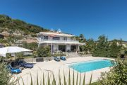 Close to Cannes - Beautiful new contemporary style villa with sea view - photo1