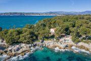 Cap d'Antibes - villa pied dans l'eau - photo1