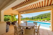 Sole Agent - La Croix-Valmer - Sea view provencal 5 bedroom home - photo5