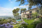 Saint-Paul de Vence - 3 bedroom-apartment in a luxury residence - photo12