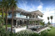 Cannes - Super Cannes - New contemporary villa and panoramic sea views - photo1