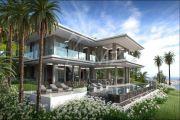 Cannes - Super Cannes - Villa contemporaine neuve et vue mer panoramique - photo1