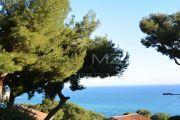 Eze Bord de Mer - Charmante villa vue mer avec permis d'extension accepté - photo1