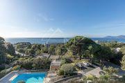 Cannes - Californie - Appartement en étage élevé avec vue mer - photo7