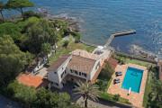 Proche Saint-Tropez - Villa pieds dans l'eau avec ponton - photo3