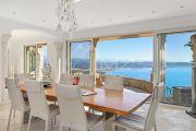 Proche Cannes - Vue mer panoramique dans domaine privé - photo6