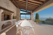 Nice - Pessicart - Stunning stone villa with sea view - photo12