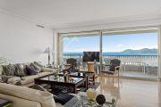 Канны - Калифорнии -  Угловая квартира с панорамным видом на море - photo3