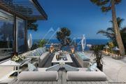 Villefranche - sur - Mer - Belle villa contemporaine avec vue mer - photo5