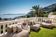 Cap d'Ail - Magnificient Sea view villa with services - photo15