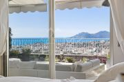 Near Cannes - On the heights - Appartment with panoramic sea view - photo8