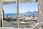 Ле Канне - Квартира с панорамным видом на море - photo8
