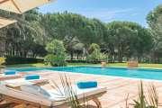 Les Parcs de Saint-Tropez - Villa avec très grand parc - photo3