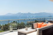 Cannes - Croisette - Penthouse with Panoramic See View - photo1