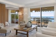 Cannes - Croisette - 4 rooms apartment with panoramic sea view - photo2