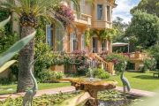 Cannes - Californie - Exceptional mansion - photo5