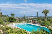 Proche Cannes - Belle villa provençale de caractère avec vue mer - photo2